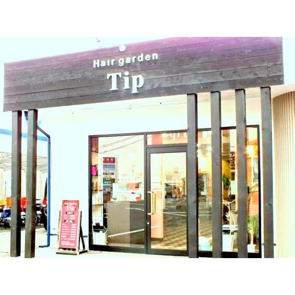 Hair garden Tip