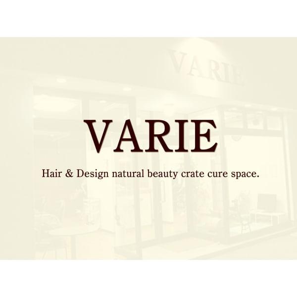 VARIE hair&design