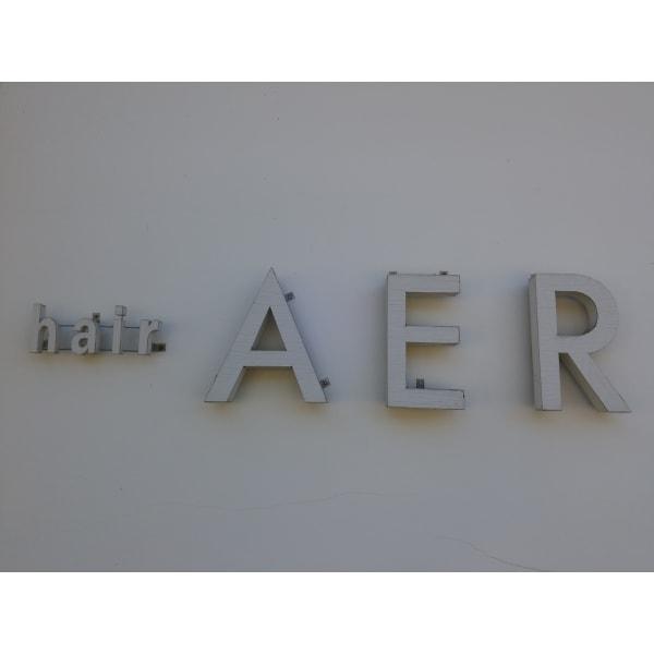 hair AER