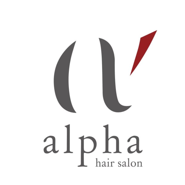 alpha hair salon