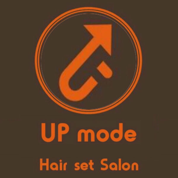 UPmode ヘアセット ヘアメイク