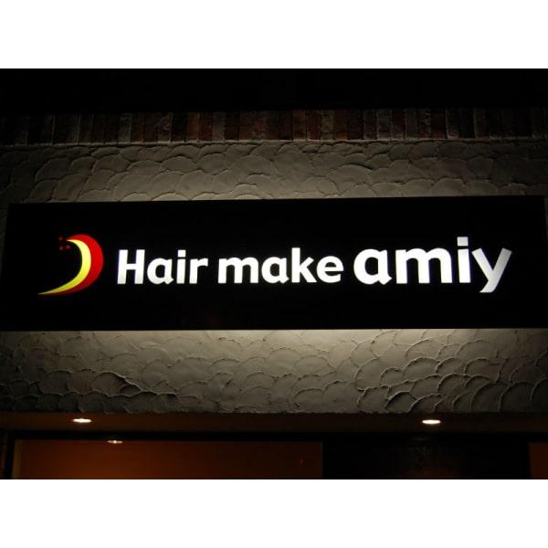 Hair make amiy