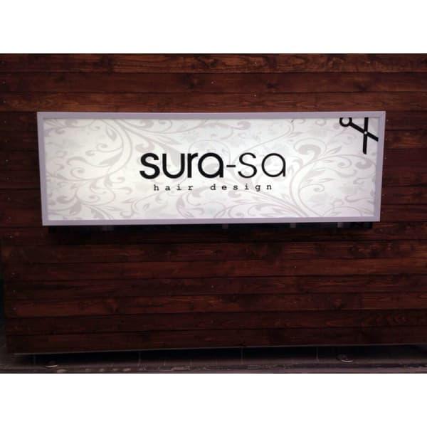 sura-sa hair design
