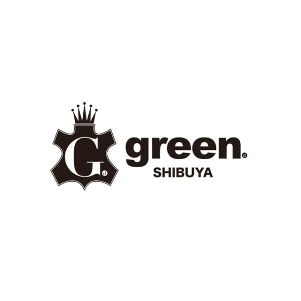 green SHIBUYA
