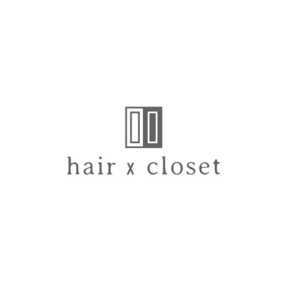 hair by closet