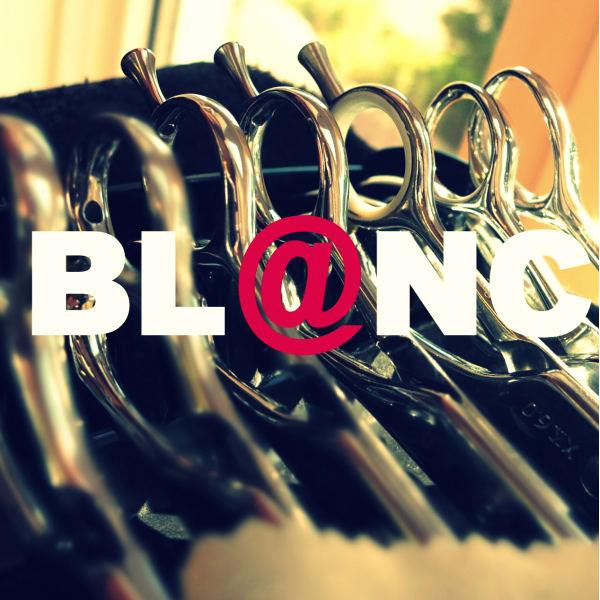 hair creative BLANC