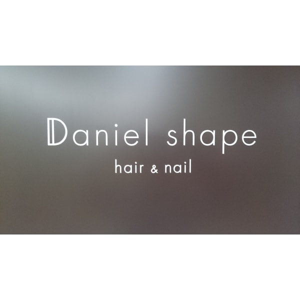Daniel Shape hair&nail