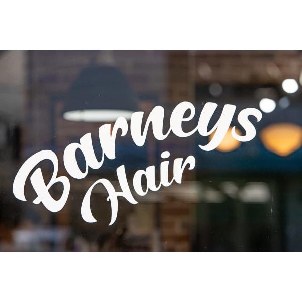 BARNEYS HAIR