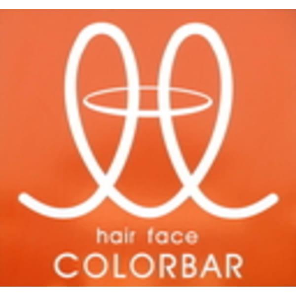 hair face COLORBAR
