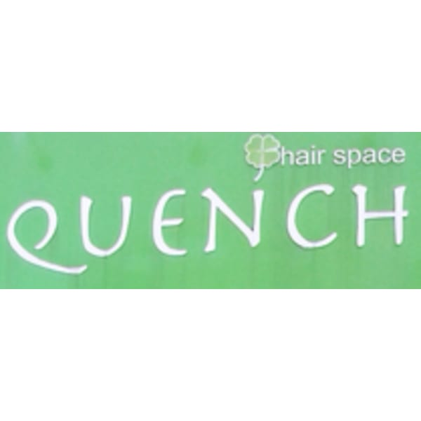hair space QUENCH 《クェンチ》