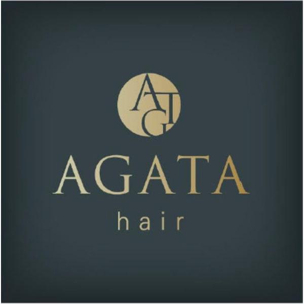 AGATA hair 自由が丘