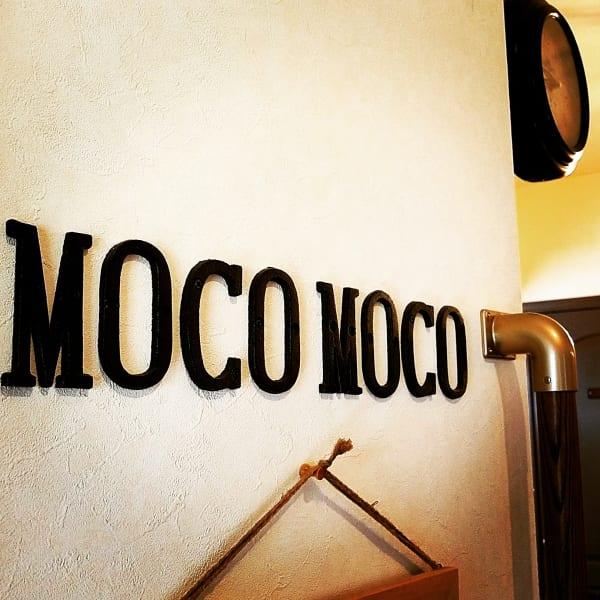 髪と癒しのお店mocomoco
