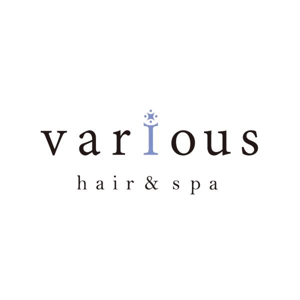 various hair&SPA