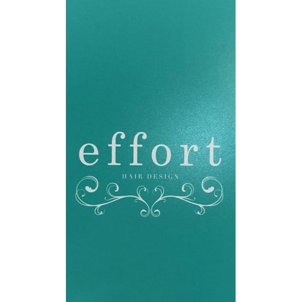 effort