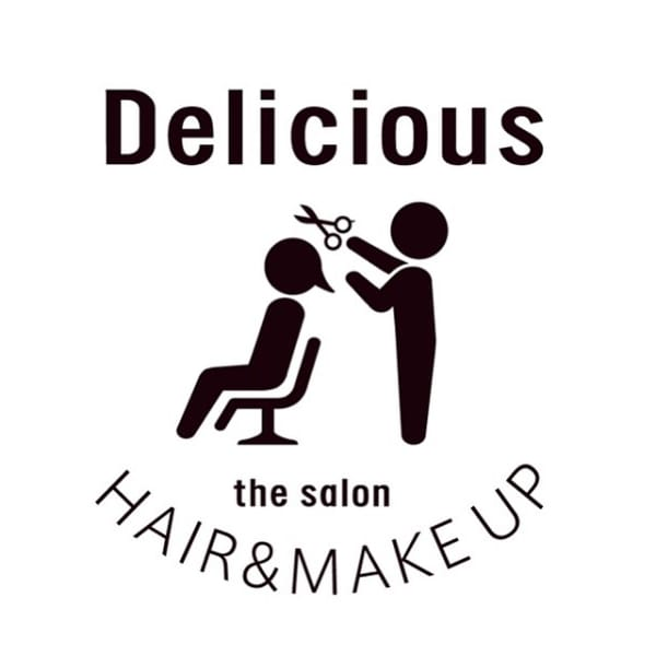 the salon Delicious hair&make up