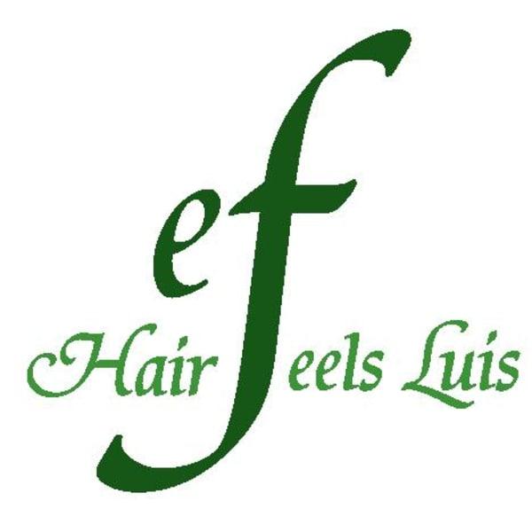 Hair feels Luis ef
