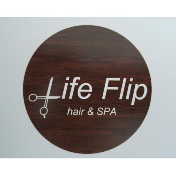 Hair&SPA LifeFlip 【ヘッドスパ認定サロン】