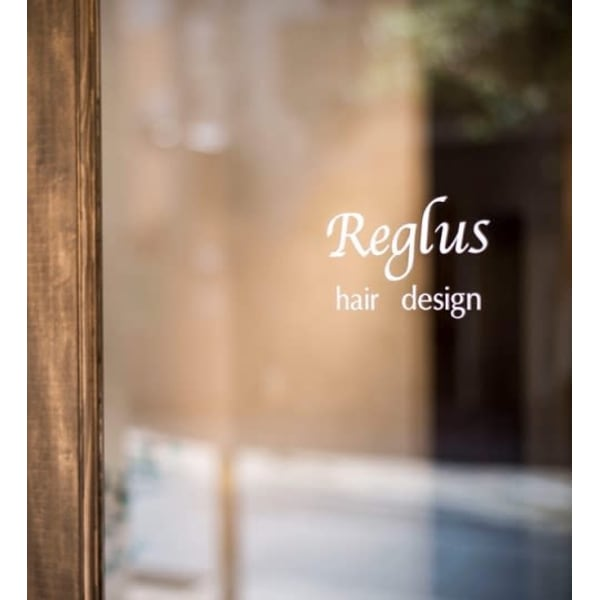 Reglus hair design 西新店