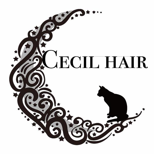 Cecil hair 長崎屋帯広店