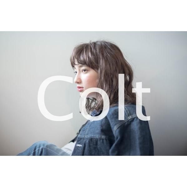 Colt by cotton