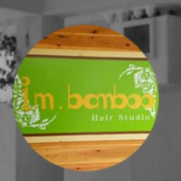 美容室 im.bamboo