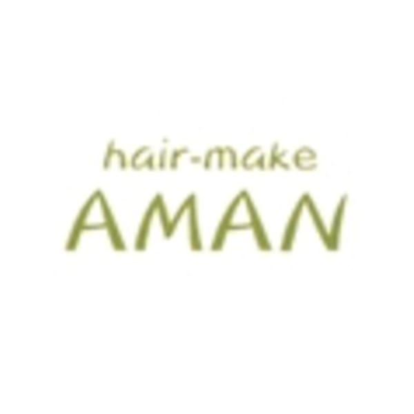 hair make AMAN