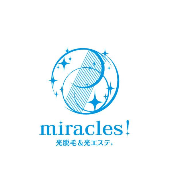 女性専用脱毛サロン miracles!