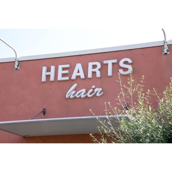 HEARTS hair