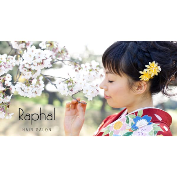 hair&eyelush Raphal