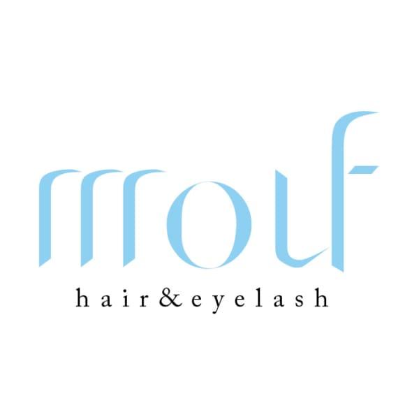 mouf -hair&eyelash-