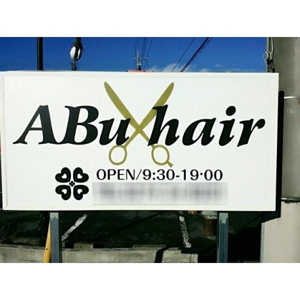 ABu hair