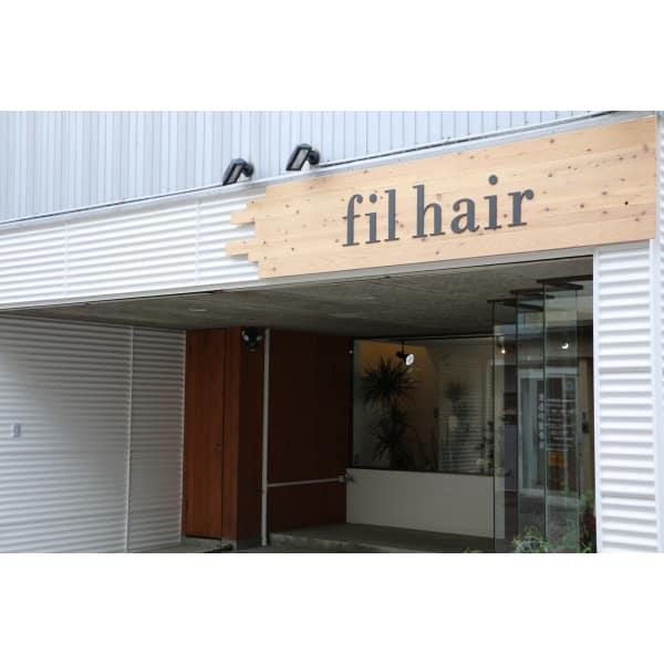 fil hair