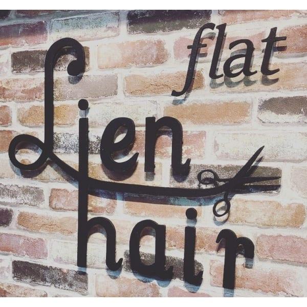 Lien hair flat
