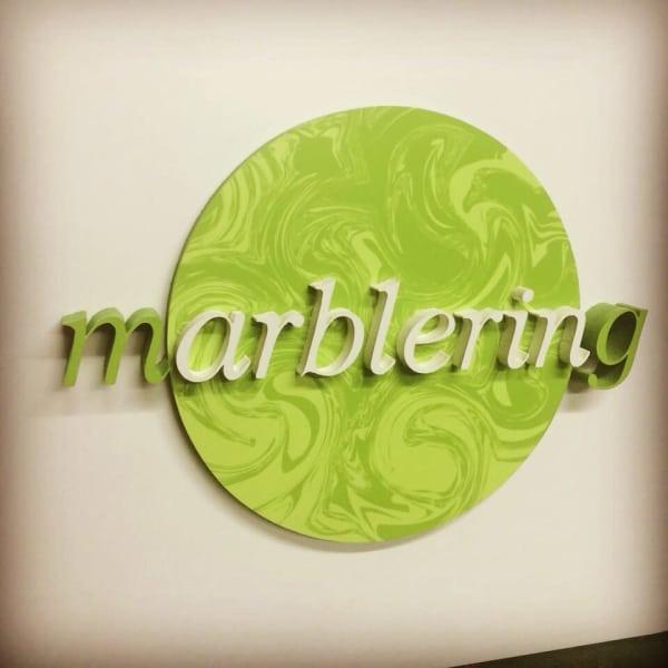 marblering