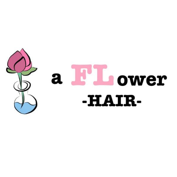 a FLower -HAIR-
