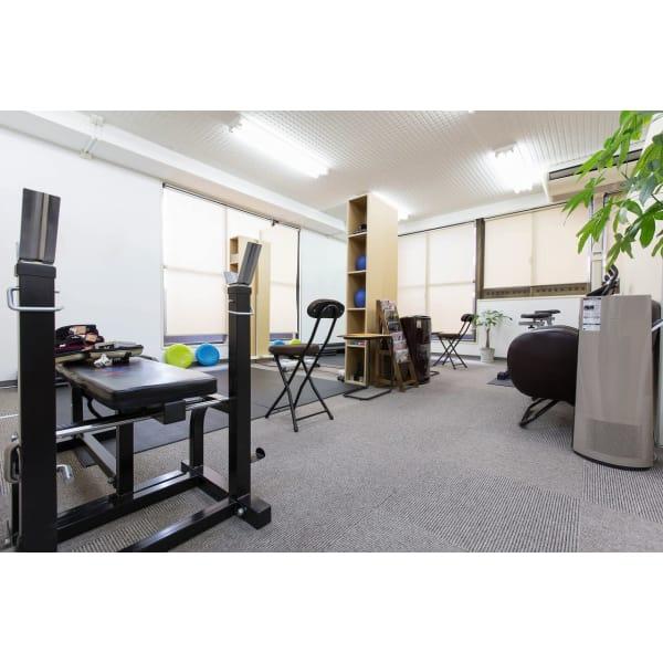 加圧トレーニング専門スタジオ ミュー成増