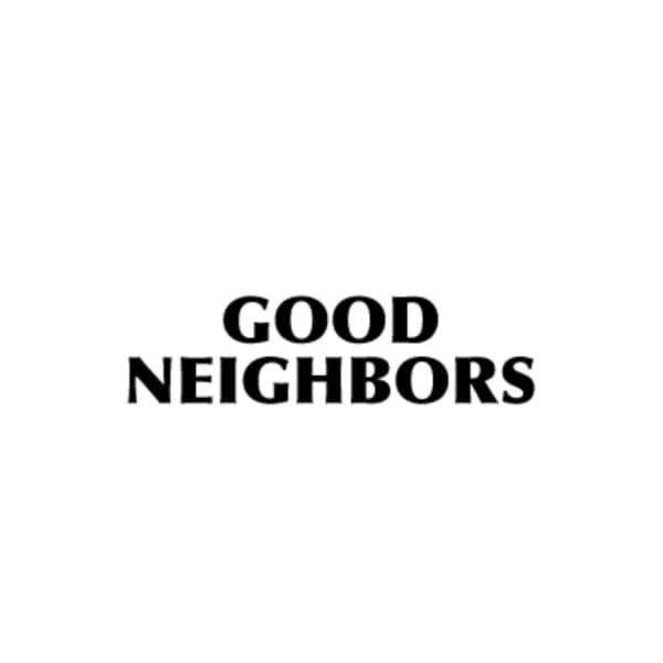 GOOD NEIGHBORS 水戸