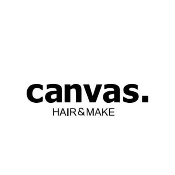 canvas.