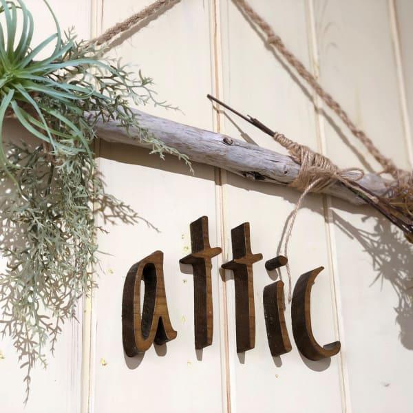 attic by schritt 渋谷