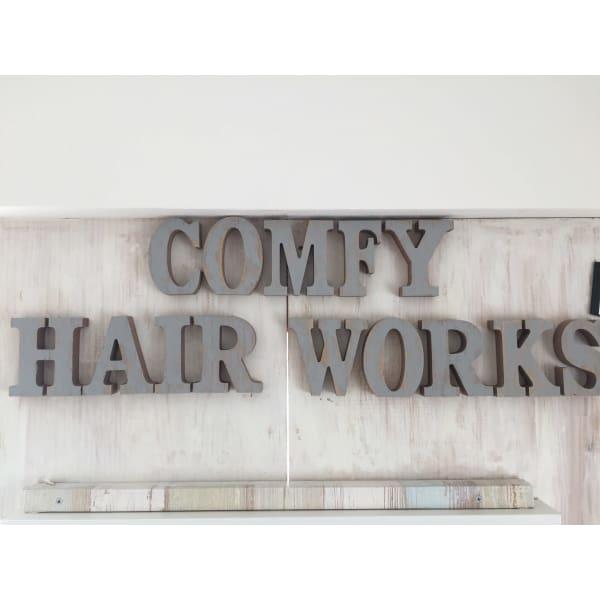 comfy hairworks