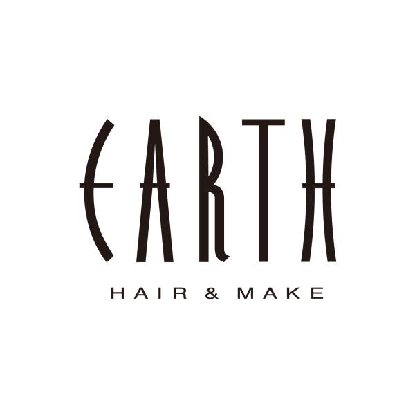 HAIR & MAKE EARTH 福岡けやき通り店