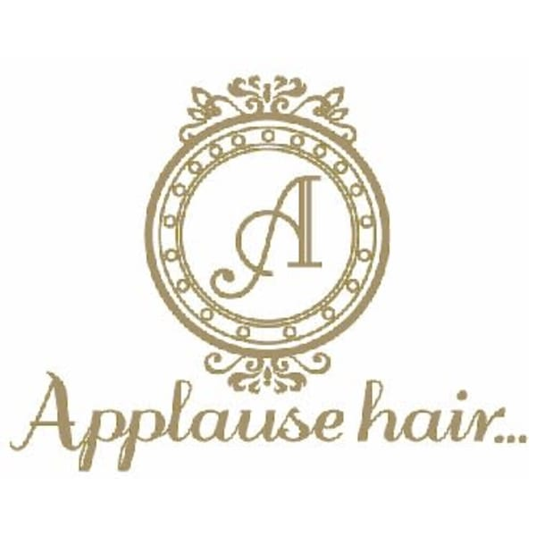 Applause hair...