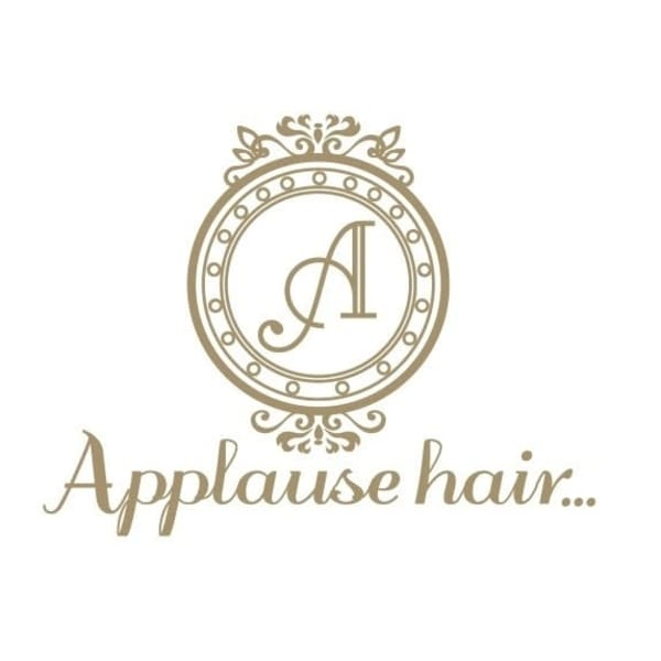 Applause hair...西院店