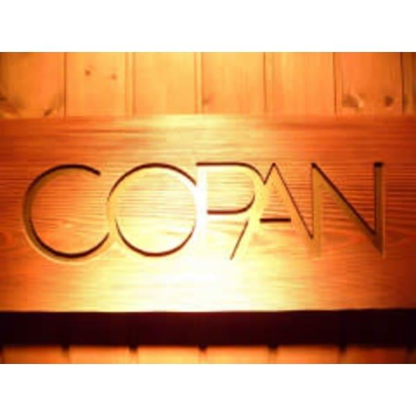 hair art COPAN