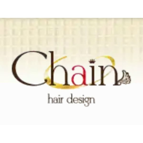Chain hair design