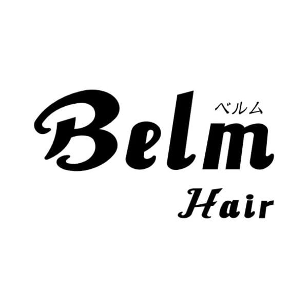 Belm hair