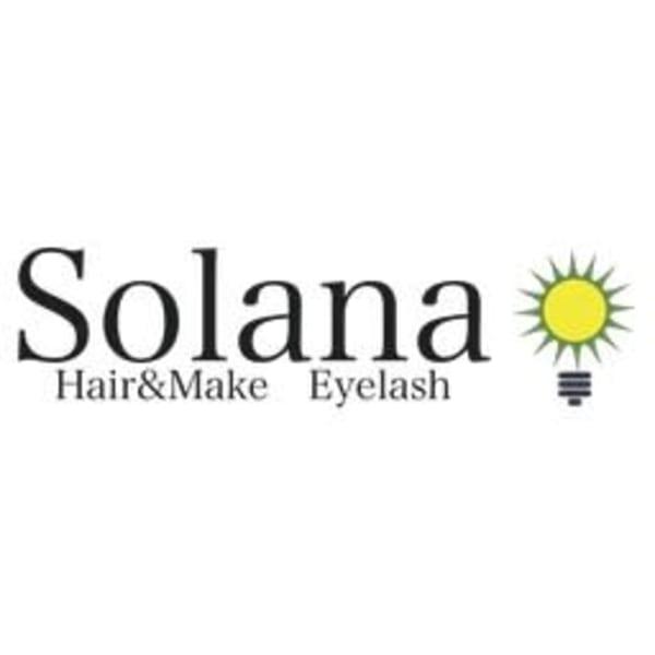 Solana Hair&Eyelash