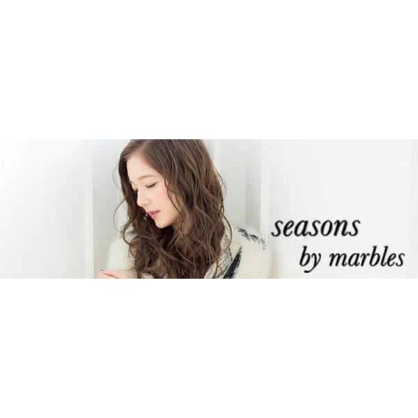 Seasons by marbles