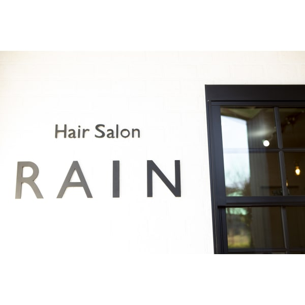 Hair salon  RAIN
