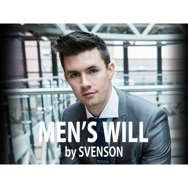 MEN'S WILL by SVENSON 札幌スタジオ